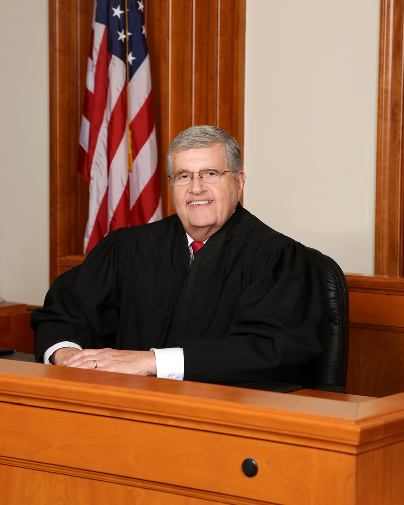 Judge Richard Ferenc Common Pleas Court Of Clermont County