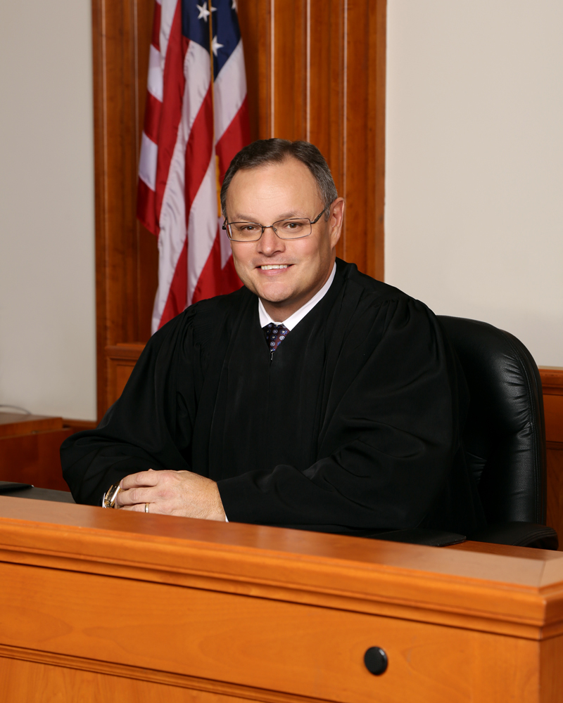 Judge Anthony Brock | Common Pleas Court of Clermont County